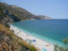 Korasida - Evia Beautiful Islands, Beautiful Places, Greek Life, Sandy Beaches, Greek Islands, Planet Earth, Seas, Athens, Vacations