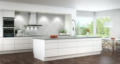 Sigdal Lido Kitchen Pantry, Kitchen Island, Kitchen Interior, Kitchen Design, Home Kitchens, Table, Furniture, Home Decor, Modern