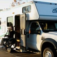 RV Traveling in a Wheelchair...never know when this info might be handy to have