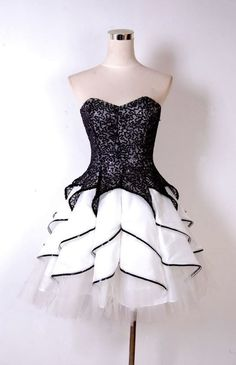 Black Homecoming Dresses,Lace Homecoming Dress,Cute Homecoming Dresses,Tulle Homecoming Gowns,2016 Prom…
