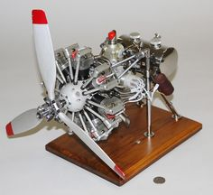 Miniature Engines ... - General Watch Discussions: - General Watch Discussions - Watch Freeks