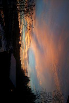 novembermorgen i Lofoten
