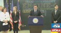 EN VIVO:  @ricardorossello nombra a la nueva secretaria de...