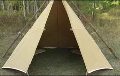 - Overview - Details - Reviews Our Woodsman Tarp is a 13' X 9.5' tarp made from our water/fire/mildew resistant 7oz Canvas, that can easily be turned into a shelter with the addition of a few ground s