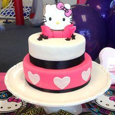 Baby Bea's Bakeshop - Hello Kitty Cake