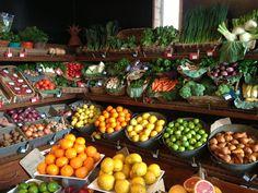 Fruit & Veg Display