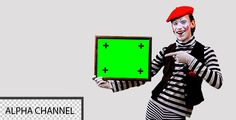 Mime With a Sign 4 ...  alpha channel, art, business, game, information, list, logo, man, mime, pantomime, text, theater, track motion, transparent  ... Visit: https://sourcecodes.pro ... Templates, Textures, Stock Photography, Creative Design, Infographics, Vectors, Print, Webdesign, Web Elements, Graphics, Wordpress Themes, eCommerce ... http: https://sourcecodes.pro/article-itmid-1007407875i.html