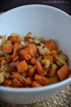 Sweet Potato Hash - Coconuts & Kettlebells