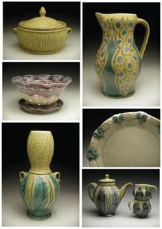 Diane Rosenmiller - A Collection of Images. Diane is one half of the husband wife team behind Rising Meadow Pottery in Middletown Springs.