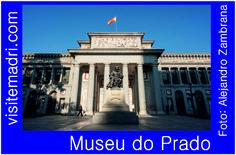 Museu do Prado em Madri. Foto. Alejandro Zambrana visitemadri.com