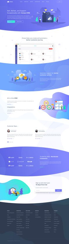 Homepage zonaa