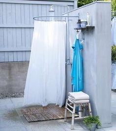 Patio Shower