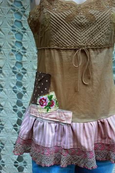 REVIVAL Upcycled Women's Camisole