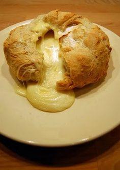 cookmania: Camembert im Brotmantel