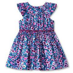 Toddler Girls' T-Shirt Dress Jade - Cherokee® - Jade