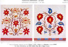 Gallery.ru / Фото #23 - Yugoslavian Embroidery - Dora2012