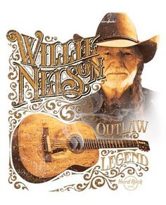Willie Nelson~ Outlaw Legend