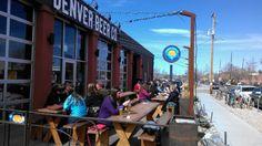 Denver Beer Co. #DenverTidbits