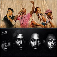 Is there a better hip hop band than Tribe?