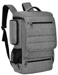 Laptop BackpackBRINCH Unisex Luggage Travel Bags KnapsackRucksack Backpack  Hiking Bags Students School Shoulder Backpacks Fits Up 286b1c54ed2f3