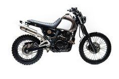 Honda Street Tracker #16 Tremore by Officine Sbrannetti #motorcycles #streettracker #motos   caferacerpasion.com