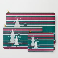 Christllax, the Pre-Xmas Art Carry-All Pouch by weivy Presents For Friends, Makeup Pouch, My Themes, Organize Your Life, Website Themes, Good Cause, Mode Inspiration, Wraparound, School Bags