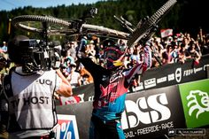 Video y Resultados Finales :: Leogang DH World Cup 2017