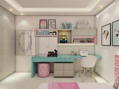 Delightful makeover bedroom ideas to ponder on for complete, decor example number 9299377112 Cute Bedroom Ideas, Cute Room Decor, Girl Bedroom Designs, Dream Rooms, Dream Bedroom, Teen Girl Bedrooms, New Room, Girl Room, Bedroom Decor
