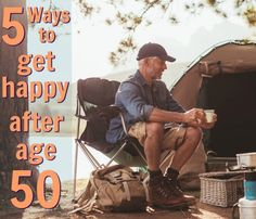 unexpected happiness after 50