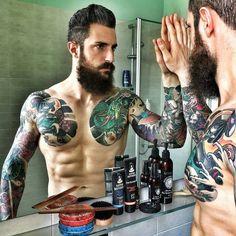 """Gefällt 11.4 Tsd. Mal, 27 Kommentare - Best Men's Hairstyles and Cuts (@menshairs) auf Instagram: """"@trabascano"""""""