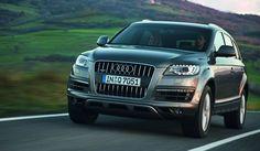 Audi|アウディ Q7