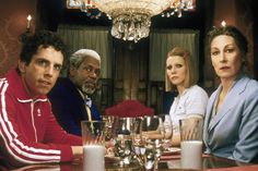 Ben Stiller, Danny Glover, Gwyneth Paltrow and Anjelica Huston in Touchstone's The Royal Tenenbaums - 2001 Pic - Image of The Royal Tenenbaums - AllStarPics. Danny Glover, 3 Movie, Movie Photo, Movie List, Movie Stars, Os Excêntricos Tenenbaums, The Royal Tenenbaums, Wes Anderson Style, Wes Anderson Movies