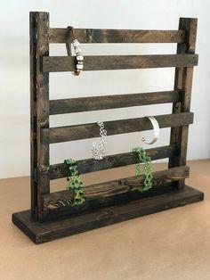 Bracelet Bar Display / Upright Bracelet Display / Bracelet Display / Bracelet Display Holder / Watch Display / Cuff Display / Jewelry Store by on Etsy Wood Jewelry Display, Bracelet Display, Jewelry Hanger, Hanging Jewelry, Jewellery Storage, Jewellery Display, Jewelry Organization, Boutique Jewelry Display, Jewelry Box