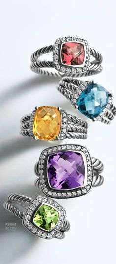 David Yurman | LBV ♥✤ | BeStayBeautiful