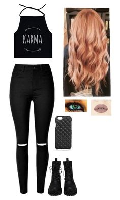 """""""I Just Want To Say To Collin...HA Karma Didn't Get Me!"""" by music-lover256 ❤ liked on Polyvore featuring beauté et The Case Factory"""
