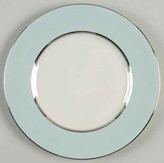 Castleton Castleton Turquoise Salad Plate 43760   eBay