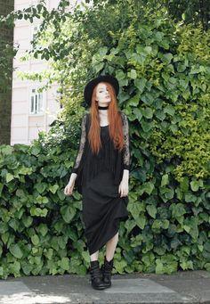 Olivia Emily - UK Fashion Blog.: Lace & Fringing II.