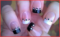 French Manicure Nail Art Designs 2016