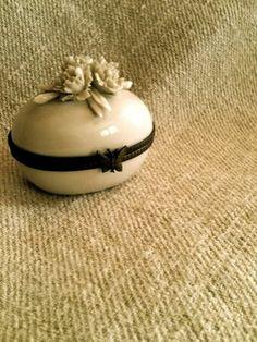 Limoges Porcelain Box
