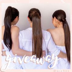 ✨WIN A PONYTAIL FOR YOU AND YOUR BFF✨  How to enter: 1. Follow @wigbox if you haven't already 2. Like this post 3. Tag your BFF that you want to share your win with!  1 comment = 1 entry You can enter as many times as you like!  Competition is open to Australian residents over 18 years of age only.  Entries close 12/06/20 23:59 ACST.  Winner will be announced on this post. Good luck 💜 As You Like, Ponytail, Bff, Competition, Posts, Times, Horse Tail, Messages, Pony Tails