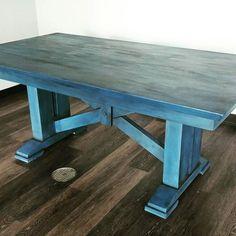 Renaissance Furniture Paint Ultramarine