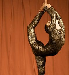 TV - Acrobalance and Contortion routines.