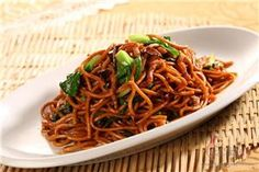 Chow Mein is a very popular Chinese Dish. Usually eaten by the average family in China, the mother makes it, and it takes about 45 min to make. It is often eaten more in middle class. the food is recycled. their habit is to eat in their lunch time. Chinese people are active and healthy.