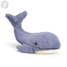 Jellycat Wowser Wilber Whale - 17 inches (*Amazon Partner-Link)