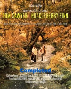 Tom Sawyer & Huckleberry Finn 2013