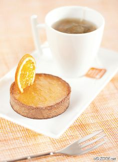 Tartelette Orange Curd   VG-Zone.net