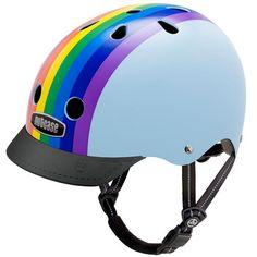 Rainbow Sky - Nutcase Helmets - 1