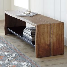 Shoe Storage Rustic, Bench With Shoe Storage, Modern Storage Bench, Entryway Shoe Storage, Shoe Bench, Entry Bench, Small Entryway Bench, Iron Shelf, Low Shelves