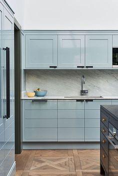 Spencer & Wedekind Decor, House, Kitchen Cabinets, Cabinet, Home Decor, Kitchen, Craftsmanship, Sophisticated