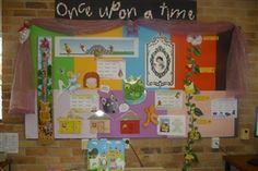 folk/fairy tales teaching ideas...our class writing our own fairytale at the end of the week????